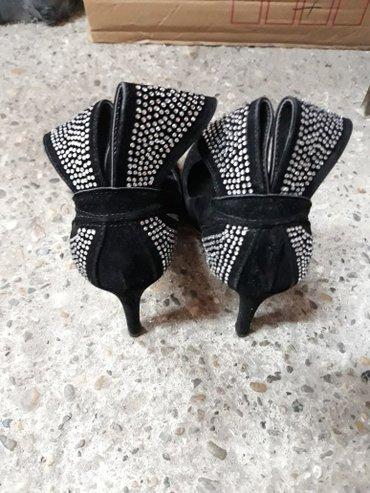 Cipele stikle visina - Srbija: Crne cipele broj 37 jednom nosene visina stikle 10 super udobne