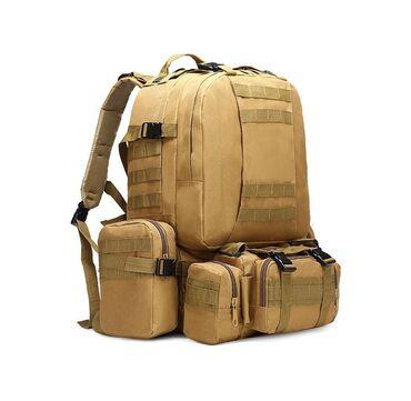 пеший курьер бишкек in Кыргызстан | ДРУГИЕ СПЕЦИАЛЬНОСТИ: Рюкзак турист 3в1   рюкзак туристический, тактический рюкзак, купить
