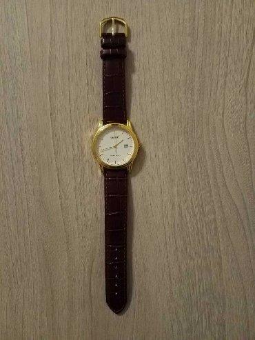 water resist 100m в Кыргызстан: Белые Мужские Наручные часы Orient