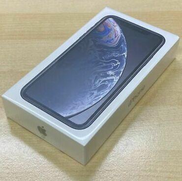Электроника - Таджикистан: IPhone Xr | 128 ГБ | Черный (Jet Black) Б/У | Гарантия, Кредит, Битый
