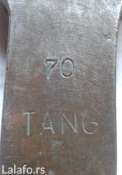 Prodajem ok ključ 70mm sa slike, proizvodnje -tang- , ukupne dužine - Novi Becej