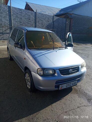 Вип сауна ош - Кыргызстан: Suzuki Alto 1.1 л. 2004