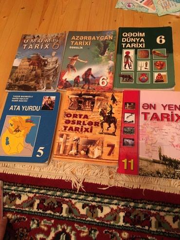tarix kitablari - Azərbaycan: Tarix kitablari 2 m 1 ededi