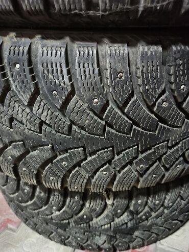 235 55 17 зимние шины в Кыргызстан: Шины и диски