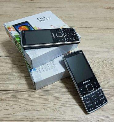 Nokia 6300 (dual sim-2017)ima Srpski meni,novi model nokie 6300,ide u - Beograd