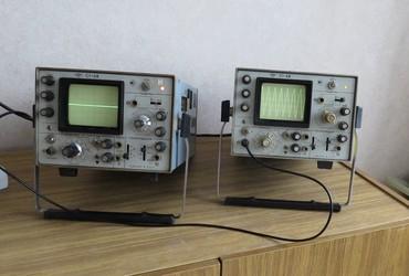 Динамики и музыкальные центры в Семеновка: Продаю Осцилограф С1-68,комплект,все в рабочем состоянии