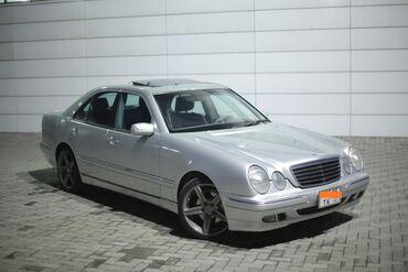 mercedes t1 в Кыргызстан: Mercedes-Benz E 430 4.3 л. 2001 | 210416 км