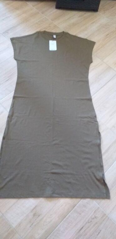 Pantalone boja maslinasto zelena kvalitetne super meka - Srbija: HALJINA PIAZZAITALIA. BOJA-MASLINASTO ZELENA. VELICINA XL. DUŽINA