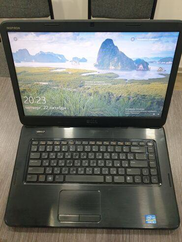Dell - Кыргызстан: Продаю ноутбук DELL Inspiron N5050