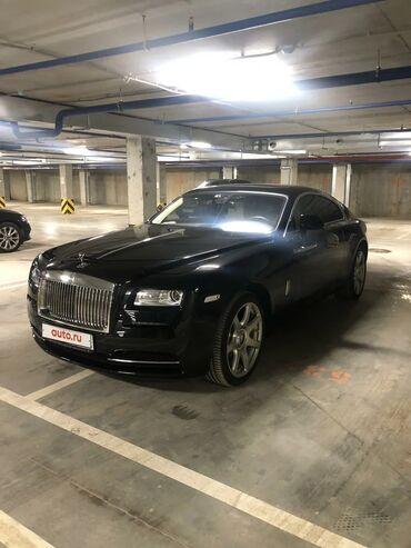 Nəqliyyat - Azərbaycan: Rolls-Royce Silver Wraith 6.6 l. 2015 | 15571 km