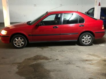 Honda Civic 1.4 l. 2000 | 85000 km
