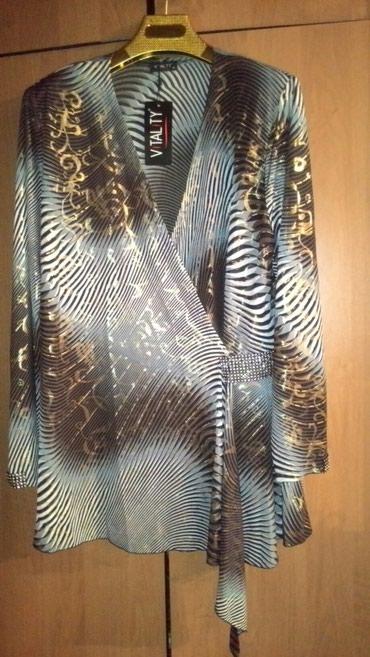Блуза Турция 52 размер в Бишкек