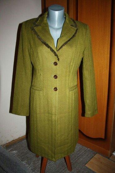 Krzneni kaputi - Loznica: Prelep mantil. Vel. M 40