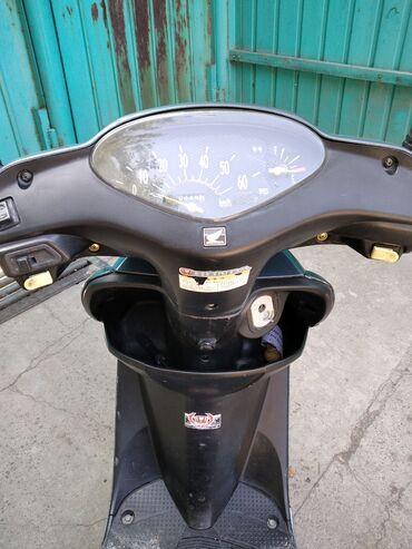 Honda - Кыргызстан: Продаю скутер Аф 62 ХондаПроизводство Япония.2008 года выпуска.В