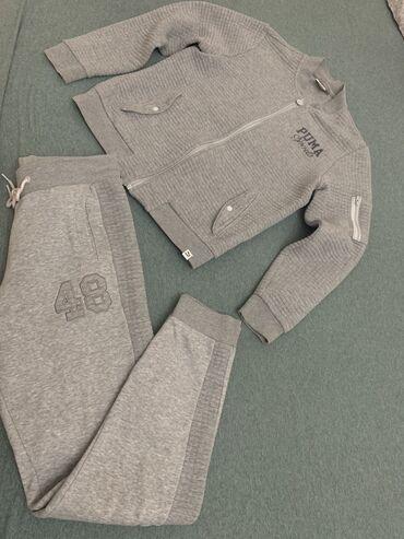 Спорт костюм Puma original утеплённый, покупала за 14000 с в официальн