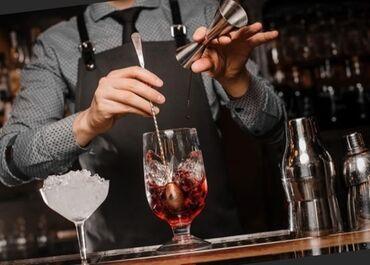 Работа - Ат-Башы: Требуется официант-ка с опытом и без на постоянной основе в