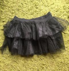 Crna suknja od tila nova - Belgrade