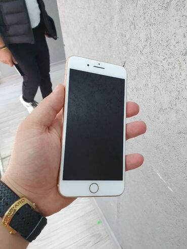 Yeni iPhone 8 Plus 64 GB Cəhrayı qızıl (Rose Gold)