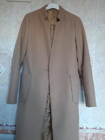 весен пальто в Кыргызстан: Весеннее пальто в отличном состоянии не скатывается подходит на s,m,L