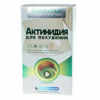 Актинидия (квинтэссенция травяных растений) самые эффективные капсулы  в Душанбе