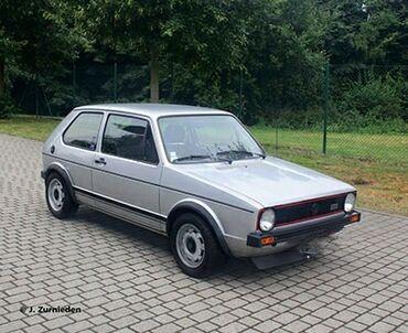 Volkswagen Golf 1.6 л. 1983 | 65000 км