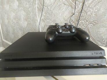 Видеоигры и приставки - Кыргызстан: Продаю, PlayStation 4 и 4 игры. PlayStation 4 В хорошем состоянии, без