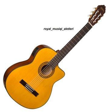 Bakı şəhərində WASHBURN klassik gitara Model: C44 CE