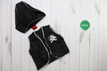 Дитячий карнавальний костюм пірата жилет та капелюх Teetot & Co