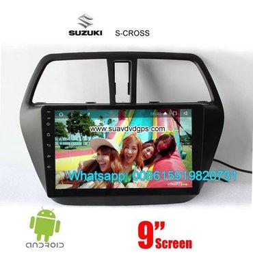 Suzuki S-CROSS Car audio radio android GPS navigation camera in Kathmandu - photo 2