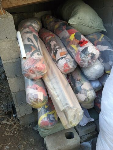 Турецкий товар - Кыргызстан: Швейный отходы на турецкий продаюь