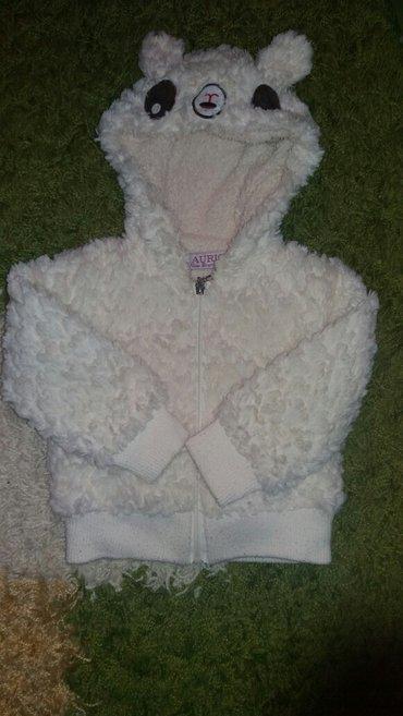 Meda jaknica za devojcice, vel 1-2 - Sabac - slika 2