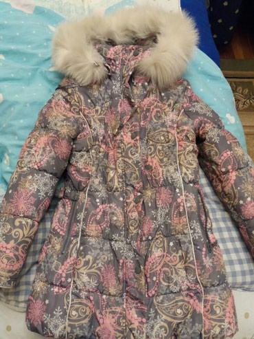 Куртка б/у на девочку 7-10 лет в Бишкек