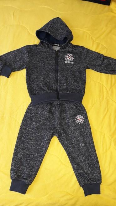 Ostala dečija odeća | Valjevo: Trenerka za decaka, velicina 2-3 godine