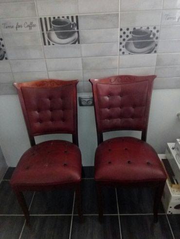 Starinske stolice. - Kragujevac