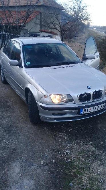 Bmw 3 серия 318d xdrive - Srbija: BMW 320 2001