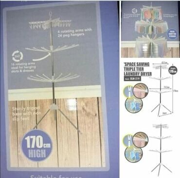 Kosulja svecana - Srbija: Novi model susila za ves.Stedi prostorvisine je 170cm.Pogodna za