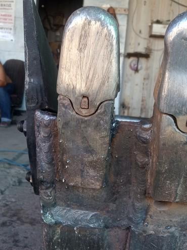 Услуги сваршика ремонт спецтехники в Бишкек