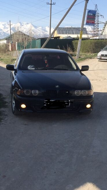 BMW - Зеленый - Бишкек: BMW 5 series 2.5 л. 2001 | 300326 км