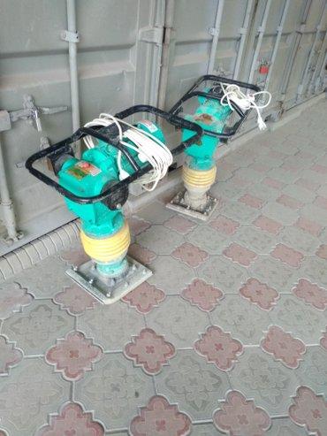 Трамбовка в аренду : электрические .алматинка/ахунбаева в Бишкек