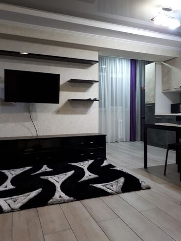 продажа однокомнатной квартиры в Кыргызстан: Сдается квартира: 1 комната, 46 кв. м, Бишкек