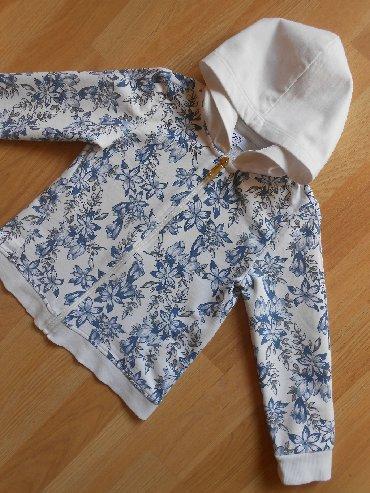 Ostala dečija odeća | Becej: Oviese duks vel 3/4 god (104 cm)  Savršeno očuvan. širina ramena 26cm