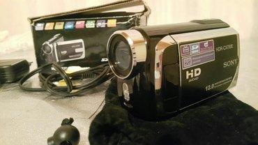 Xırdalan şəhərində Videokamera sony , kartladir, istifadə olunmadığına görə