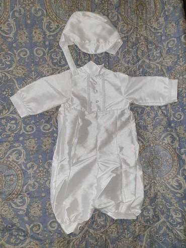 костюм школьника 18 в Кыргызстан: Продам новый костюмчик. Привезен из USA. На возраст от 9-18 мес