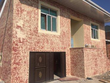Bakı şəhərində Bieceride 3sotun içinde tam temirli altı qarajdı 4otaqlı ev
