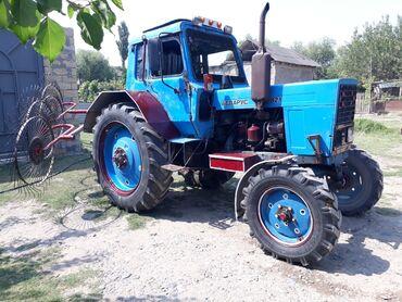 Salam traktor ve aqreqatlari satilir traktor qiwda yigilib tam hazirdi