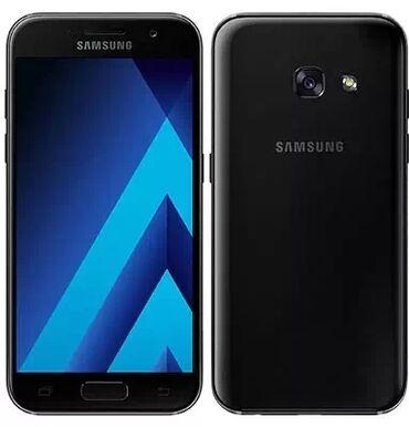 1057 elan: Samsung Galaxy A3 2017 | 16 GB | Qara | Sensor, İki sim kartlı