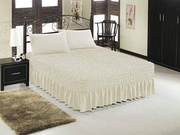 Bracni krevet - Srbija: Prekrivaci za bracni krevet i dve jastucnice cena 4600 din