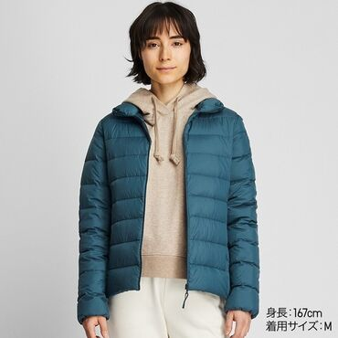 куртки uniqlo в Кыргызстан: Uniqlo женские куртки  куртки женские  демисезонные куртки