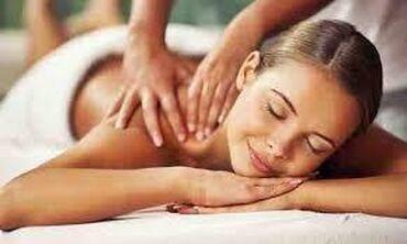 Massaj. eziz xanimlara sizlere klassik,relax,seluilit eleyhine masaj