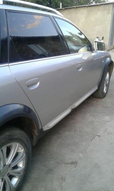 audi allroad quattro в Кыргызстан: Audi A6 Allroad Quattro 2.5 л. 2003 | 340900 км